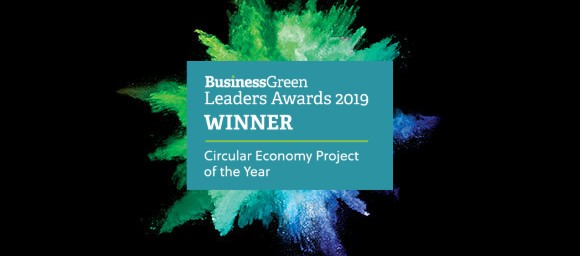 BusinessGreen Leaders Award winner 2019